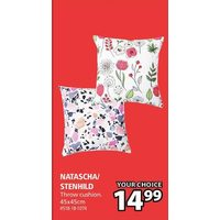 Natascha/Stenhild Throw Cushion