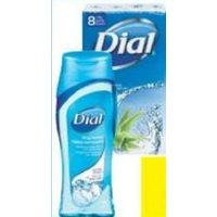 Dial Bar Soap or Body Wash
