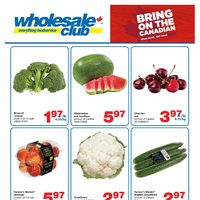 Wholesale Club - Bring On The Canadian Flyer