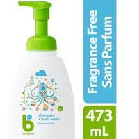 Babyganics Baby Toiletries