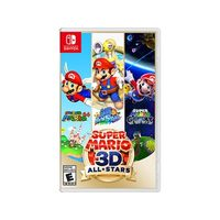 Super Mario 3D All Stars for Nintendo Switch