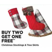 Christmas Stockings & Tree Skirts