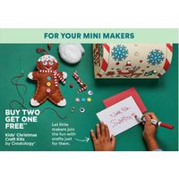 Kids' Christmas Craft Kits By Creatology
