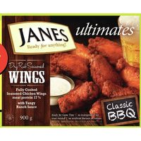 Janes Ultimates Chicken Wings