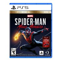 Marvel's Spider-Man: Miles Morales Ultimate Launch Edition – PlayStation 5