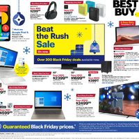 - Weekly Deals - Beat The Rush Sale Flyer