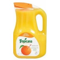 Tropicana Orange Juice or Starbucks Cold Brew Coffee