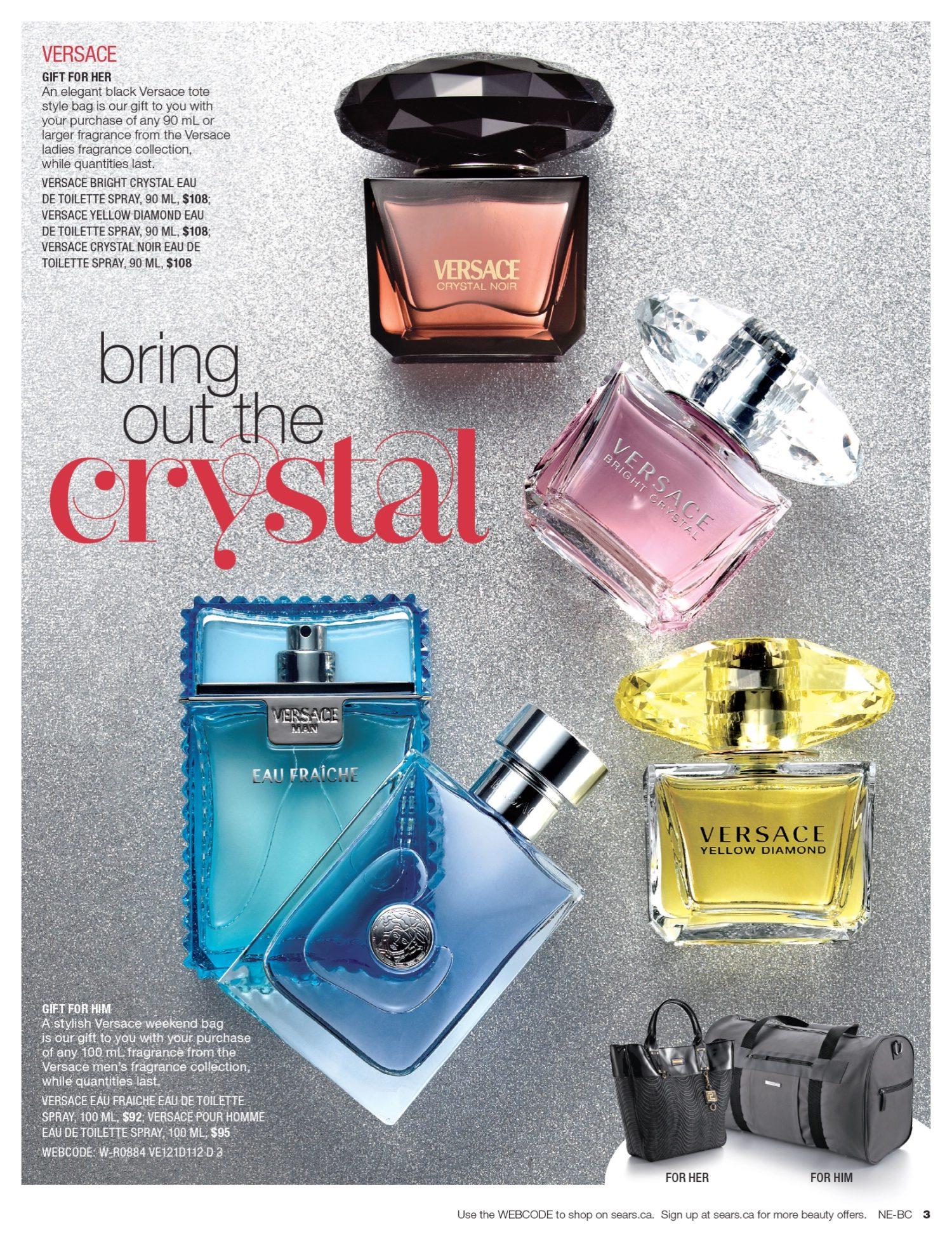 Sears Weekly Flyer - Holiday Cosmetics - Nov 30 – Dec 24 - RedFlagDeals.com 2e0527886a1
