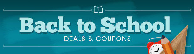 Back to School Deals & Shopping