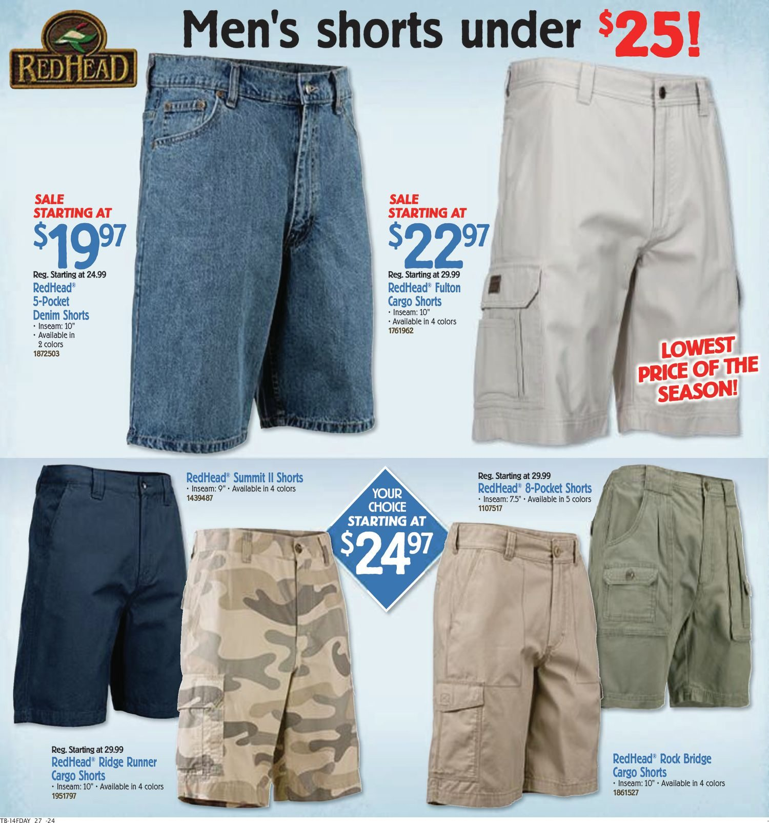 Bass Pro Shops Weekly Flyer - Flyer - Father s Day Sale - May 27 – Jun 15 -  RedFlagDeals.com c1c3fc67f3