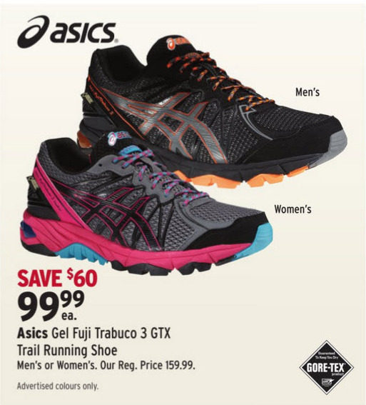 Atmosphere: Asics Gel Fuji Trabuco 3 GTX Trail Running Shoe