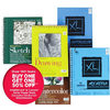 Strathmore & Canson Artist Paper Pads  - BOGO 50% Off