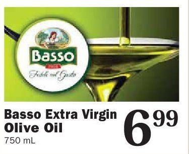 Ferraro Foods: Basso Extra Virgin Olive Oil - RedFlagDeals com