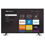 "RCA Roku Tv 55"" 4K UHD Smart TV With Roku OS  - $449.99"
