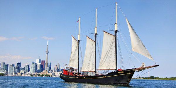 The Tall Ship Kajama