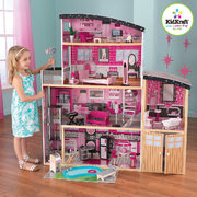 Costco.ca Daily Holiday Deals: KidKraft Sparkle Mansion Dollhouse $150, Casio Men's Watch $70, Sunbeam Heated Throw $40 + More