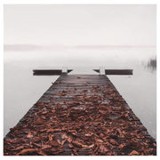 Autumn Pier Printed Canvas - $24.99 ($25.00 Off)