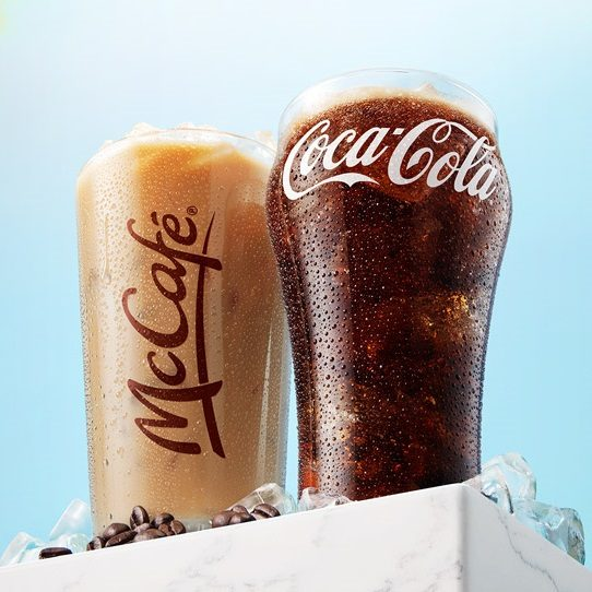 63926c9b1be75d McDonalds McDonald's Summer Drink Days 2019: Get Any Size Fountain Drink or  McCafé Iced Coffee for $1.00 + More McDonald's Summer Drink Days is Back  for ...