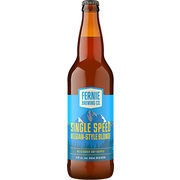 Fernie Brewing - Single Speed Belgian Style Blonde - $4.97 ($0.92 Off)