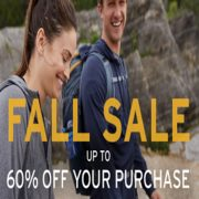Eddie Bauer: Up to 60% off Your Purchase