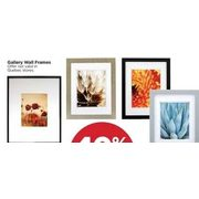 Gallery Wall Frames - 40% off