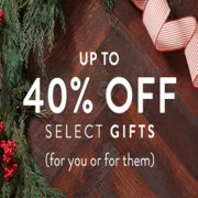 Sperry: Up to 40% off Select Gifts