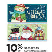 Sassafras Switchmats - 10% off