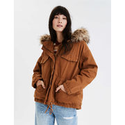 Ae Faux Fur Lined Hood Parka - $39.98 ($59.97 Off)