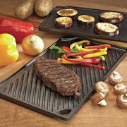 Amazon.ca: Lodge Reversible Cast Iron Grill/Griddle $24.97 (regularly $54.97)