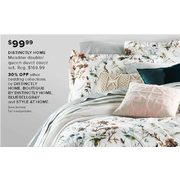 Distinctly Home Meadow Double/Queen Duvet Cover Set - $99.99