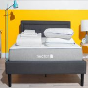 Nectar Spring Sale: $399 Worth of Free Accessories With Every Mattress Purchase