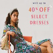 Anthropologie: Up to 40% off Select Dresses