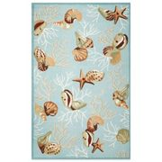 Kas Sonesta Coral Reef Indoor Rug In Blue - $55.99 - $325.49