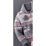 Girls' Or Boys' Zip Cardigan  - $34.97