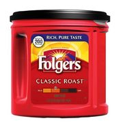 Folgers Ground Coffee - $7.44 ($1.53 off)