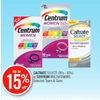 Celtrate Select Or Centrum Multivitamins - Up to 15% off
