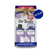 Dr. Teal's 6-Piece Canister Set - $9.97