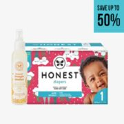 Well.ca: Up to 50% off the Honest Company