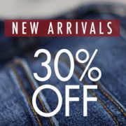 Buffalo Jeans: 25% off New Arrivals + EXTRA 70% off Markdowns